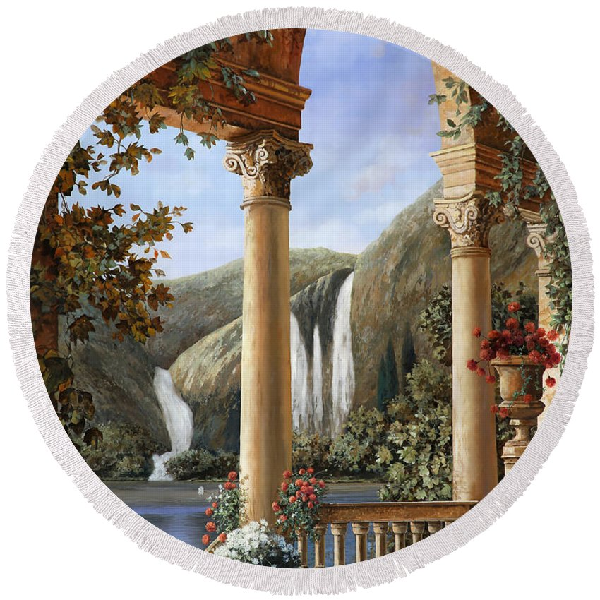 Designs Similar to Le Cascate by Guido Borelli