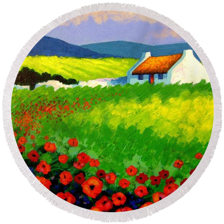 Designs Similar to Poppy Field - Ireland