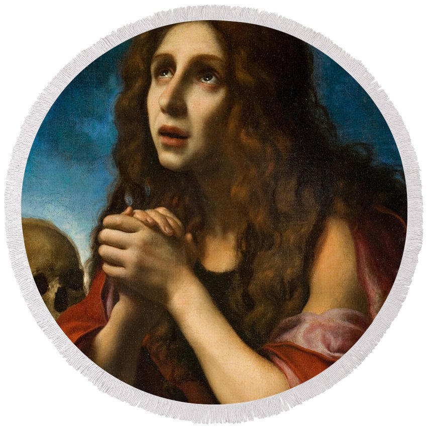 Designs Similar to The Penitent Magdalen