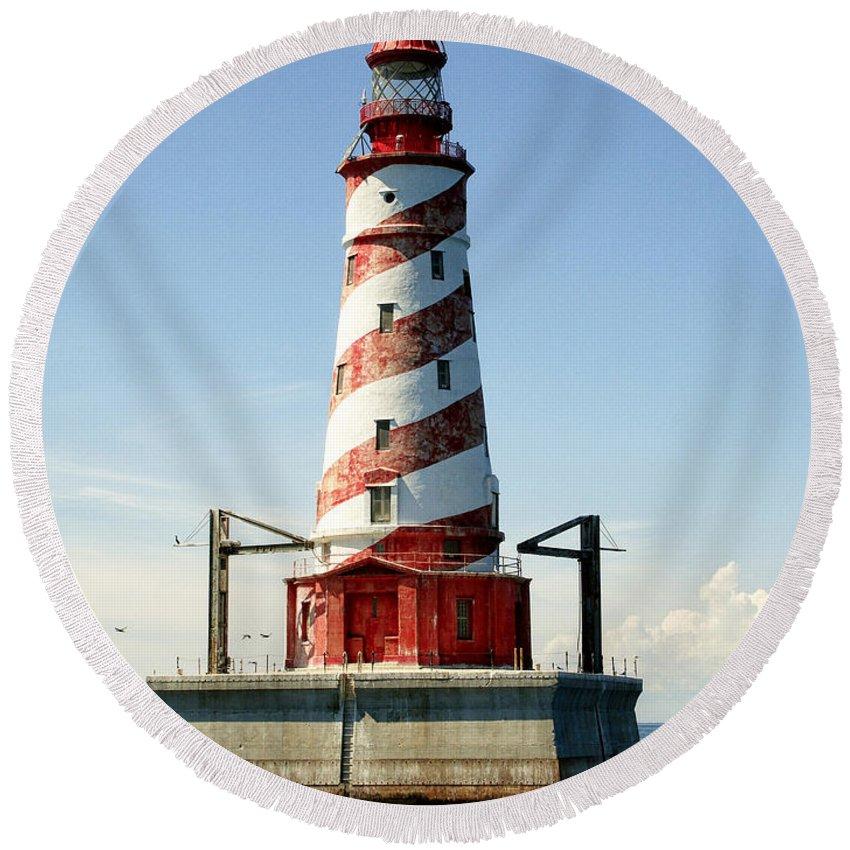 Designs Similar to White Shoal Light Lighthouse