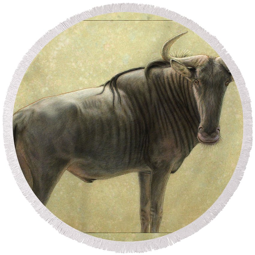 Designs Similar to Wildebeest by James W Johnson