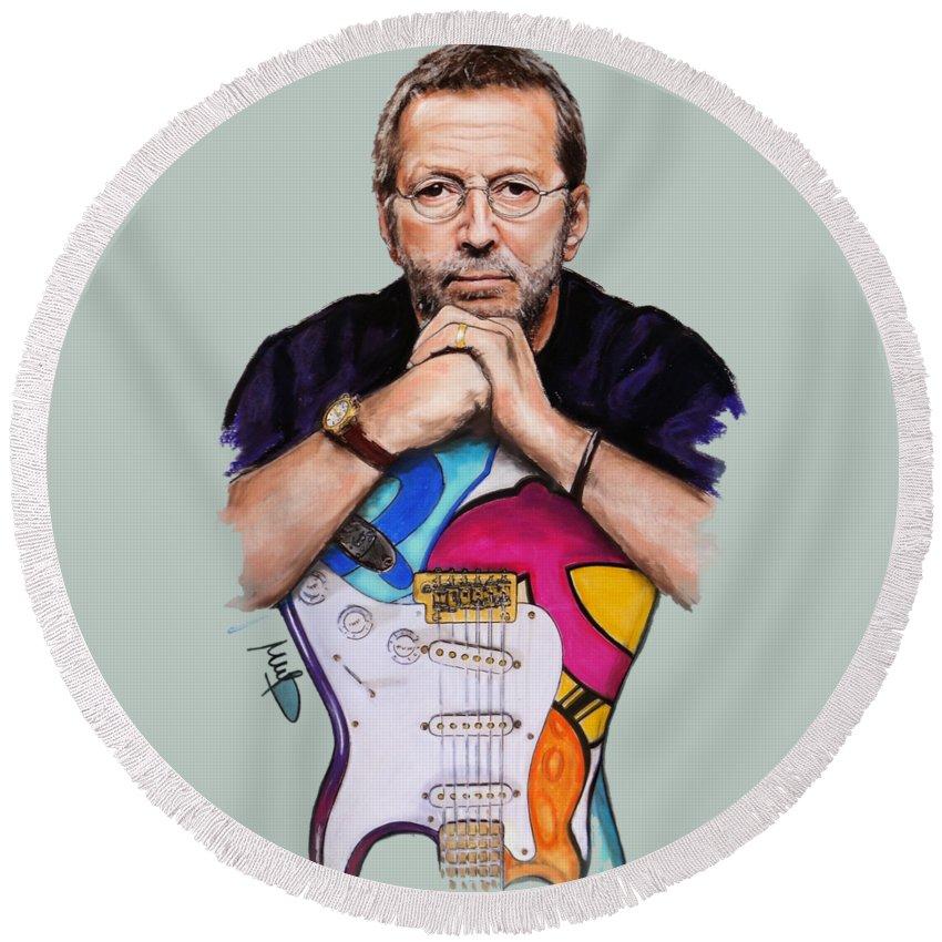 Designs Similar to Eric Clapton by Melanie D