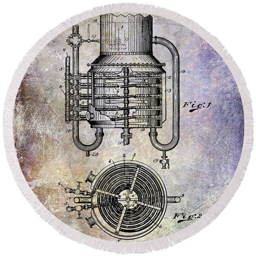 Designs Similar to 1909 Whiskey Still Patent