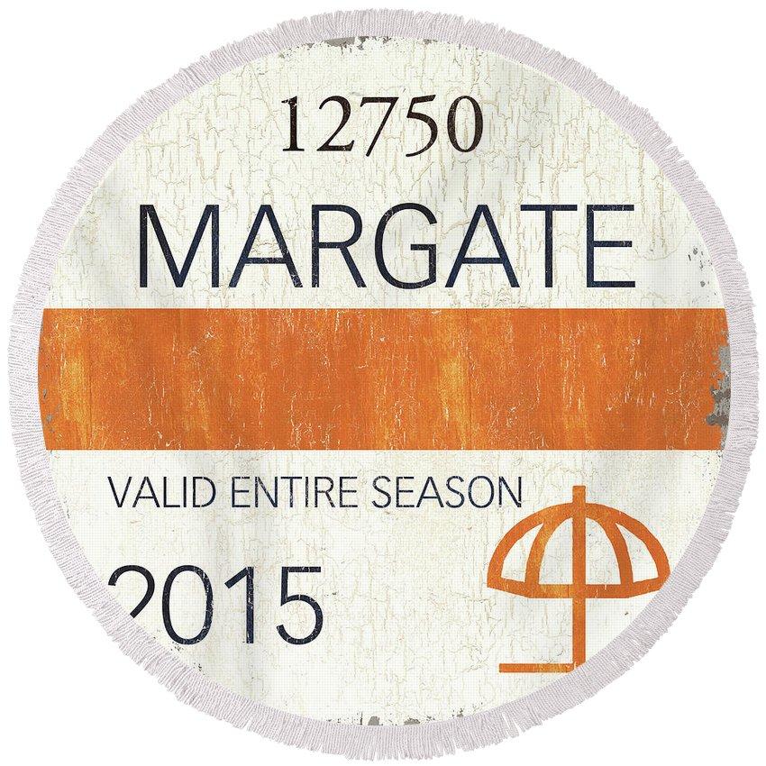 Designs Similar to Beach Badge Margate