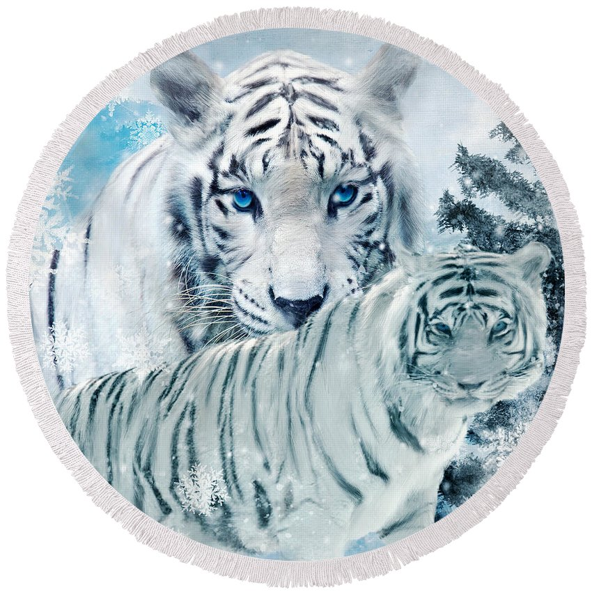Siberian Tiger Beach Products
