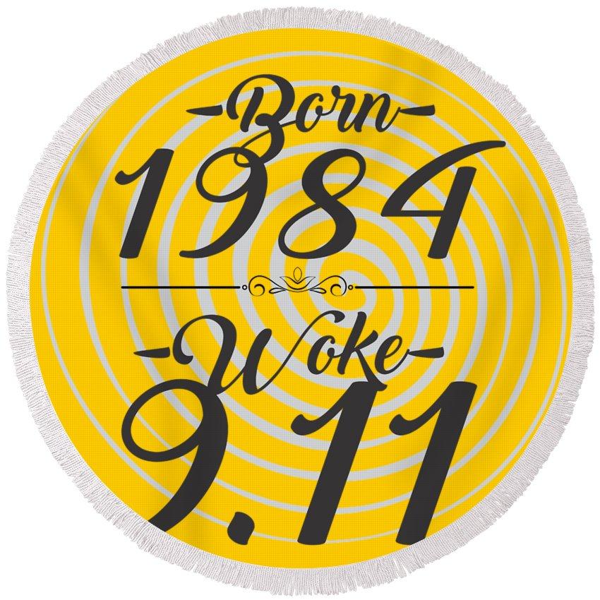 Designs Similar to Born Into 1984 - Woke 9.11
