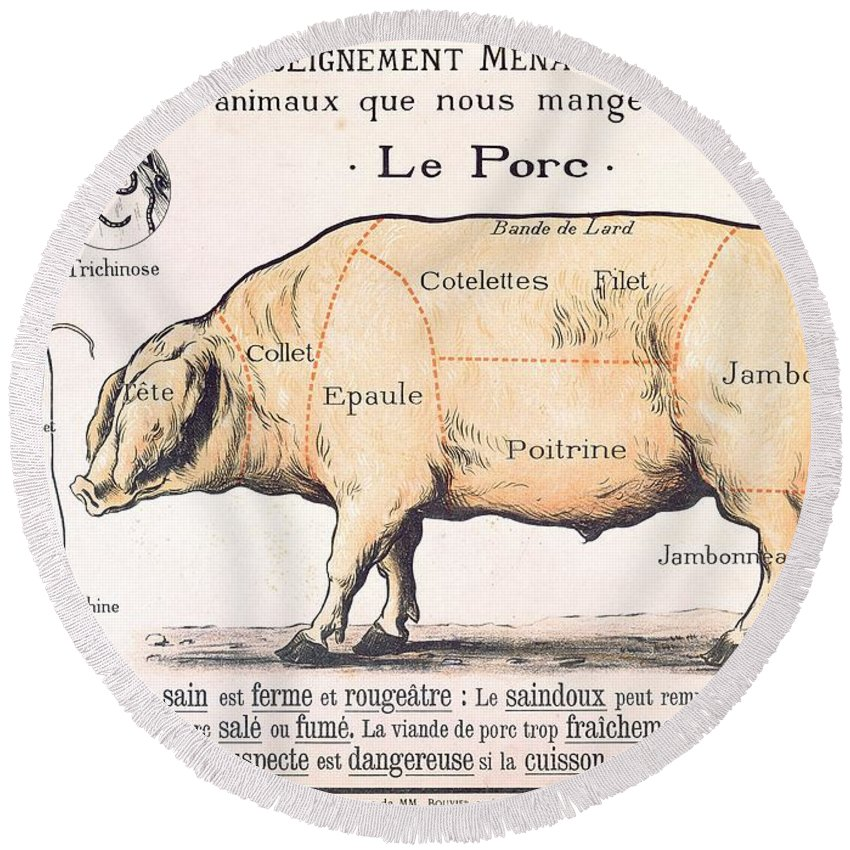 French Pig Diagram Wiring Diagram Services