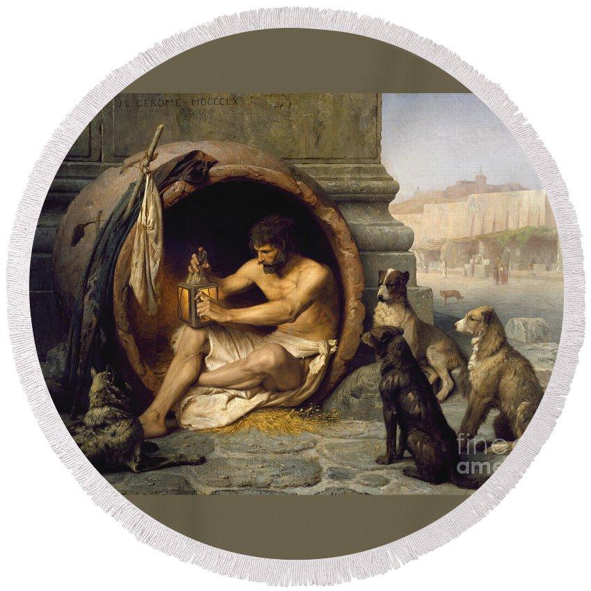 Jean Leon Gerome Diogenes