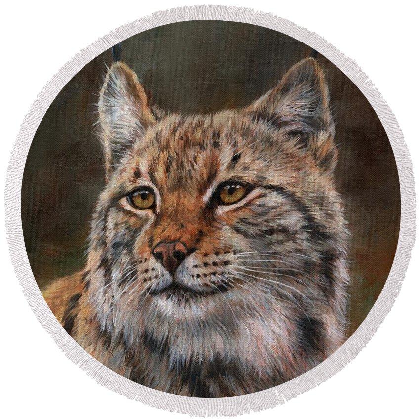 Eurasian Lynx Beach Products