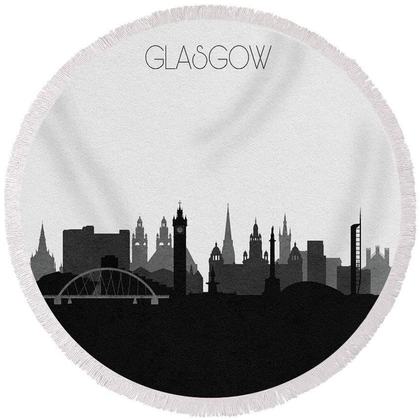 Designs Similar to Glasgow Cityscape Art