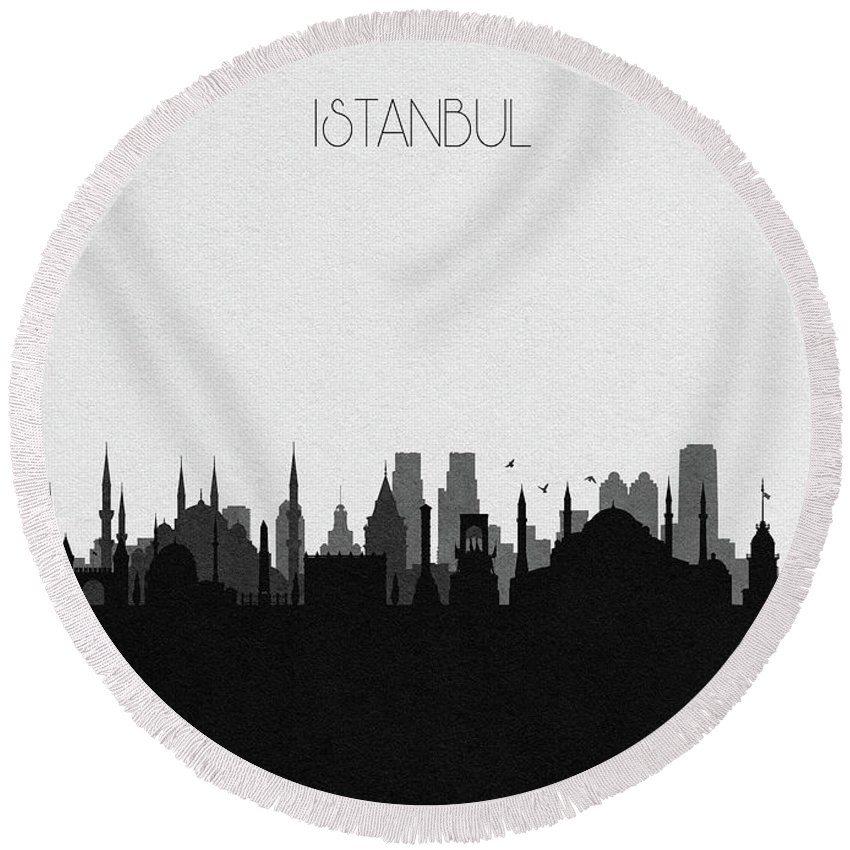 Designs Similar to Istanbul Cityscape Art