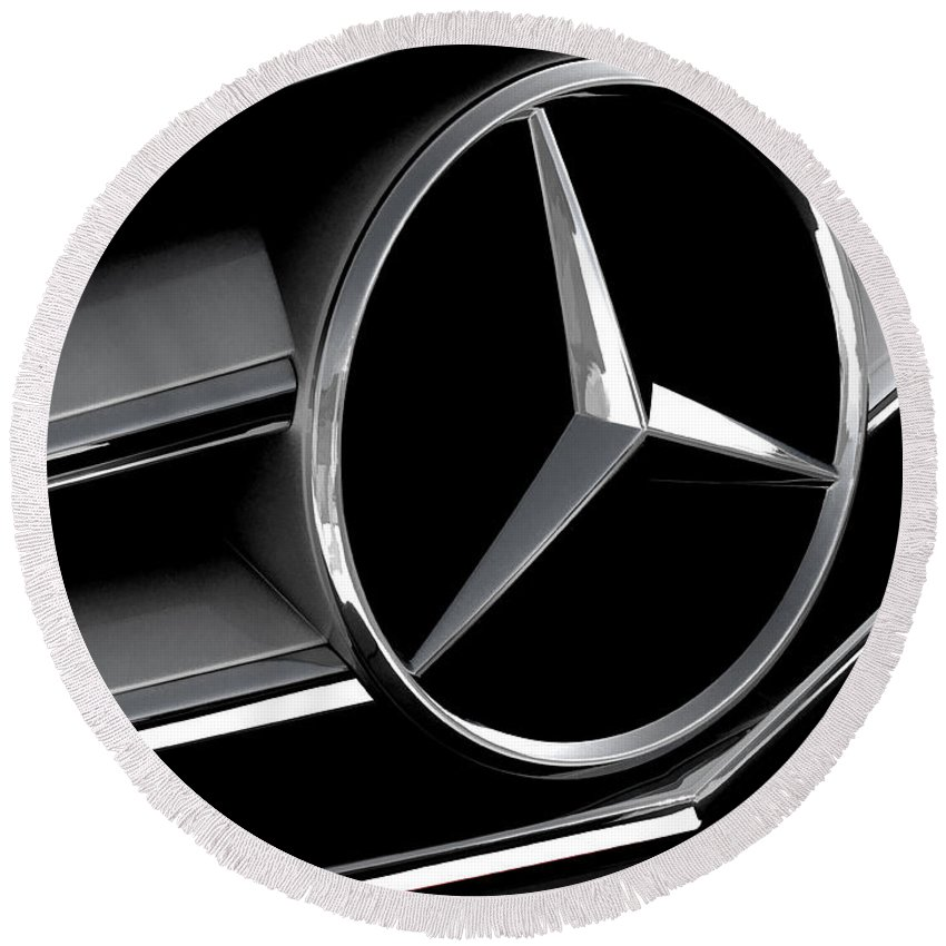 Mercedes Benz Emblem Beach Products