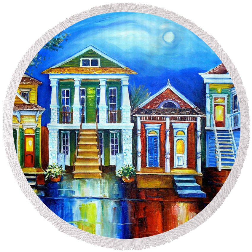 Designs Similar to Moon Over New Orleans