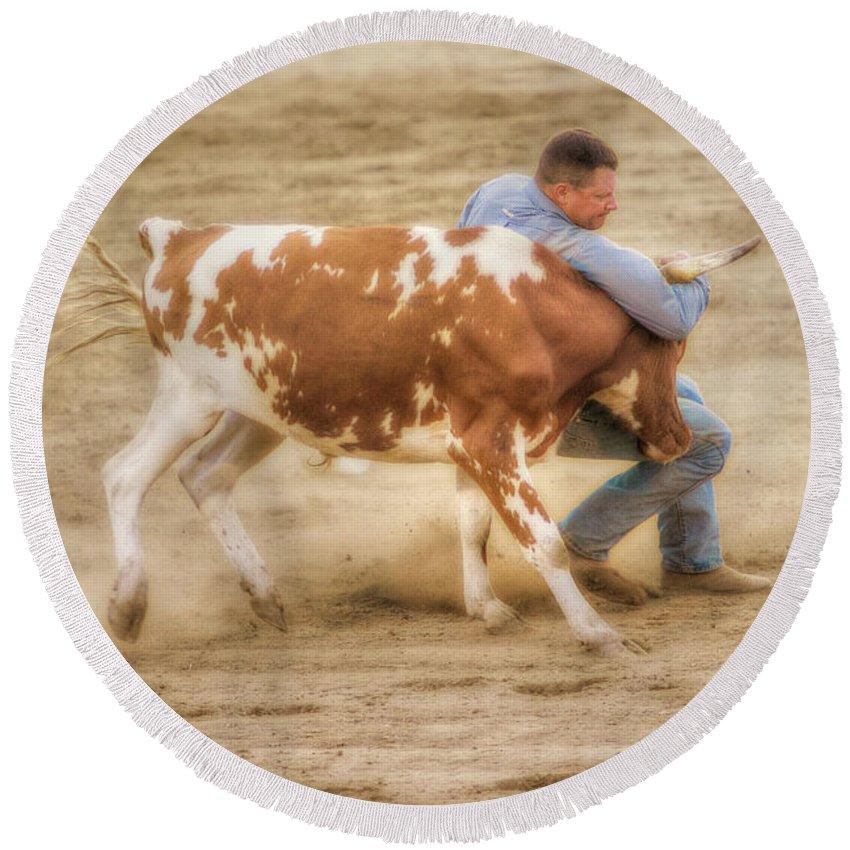 Designs Similar to Rodeo Cowboy And Calf