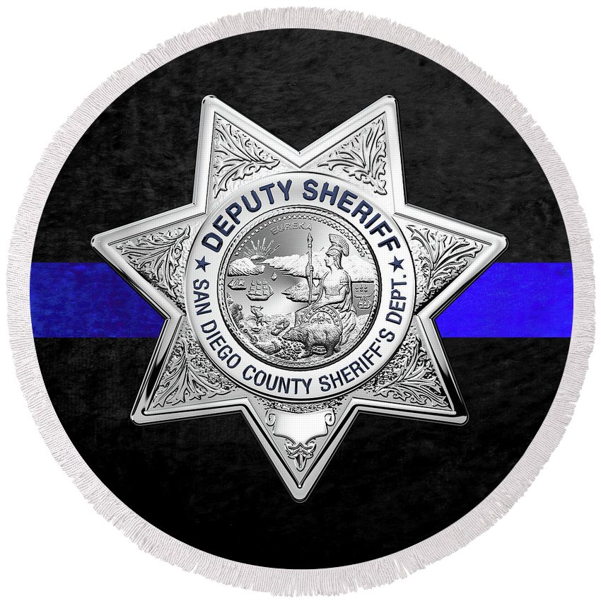 San Diego County Sheriff's Department - S D S O Deputy Sheriff ...