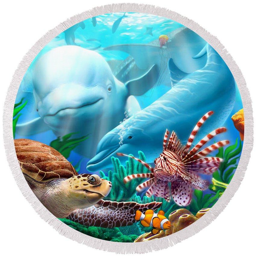 Ocean Life Beach Products