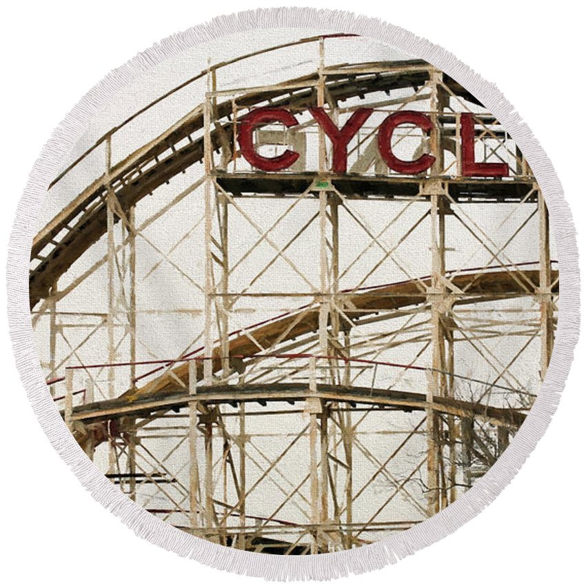 Designs Similar to The Coney Island Cylcone