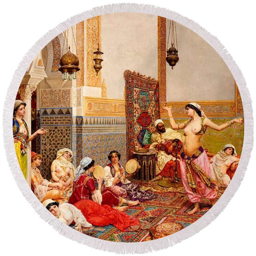 Designs Similar to The Harem Dance