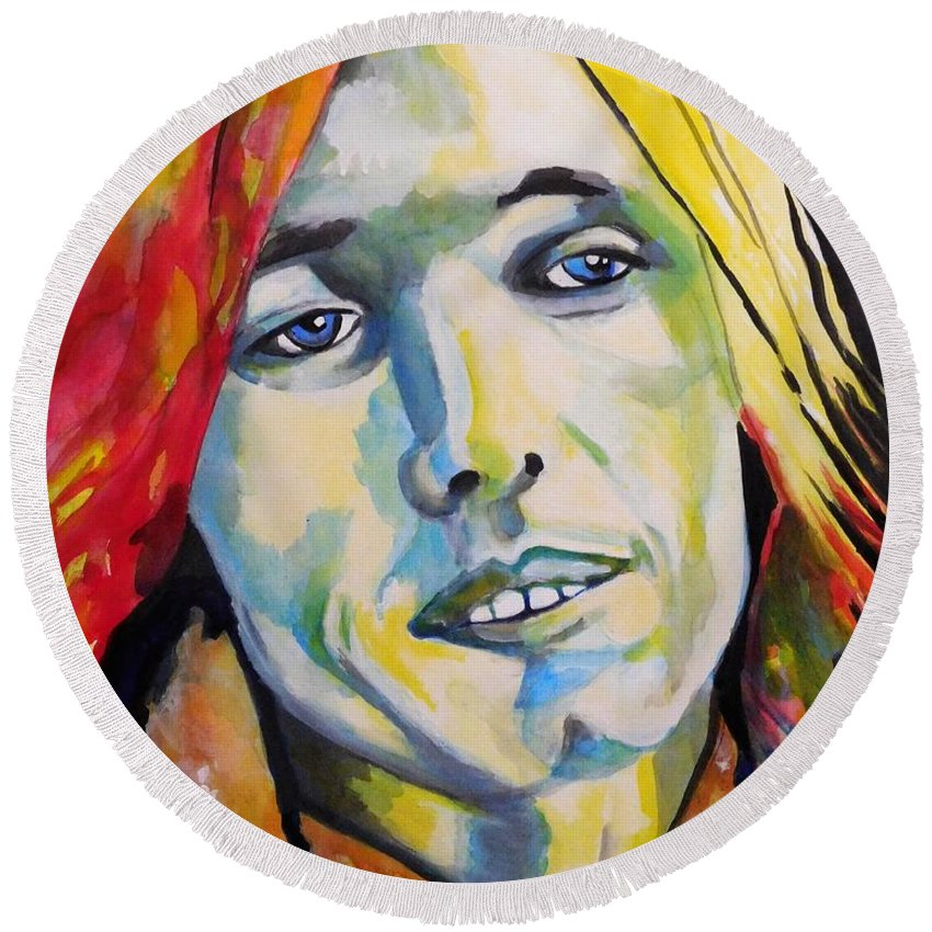 Designs Similar to Tom Petty  by Chrisann Ellis