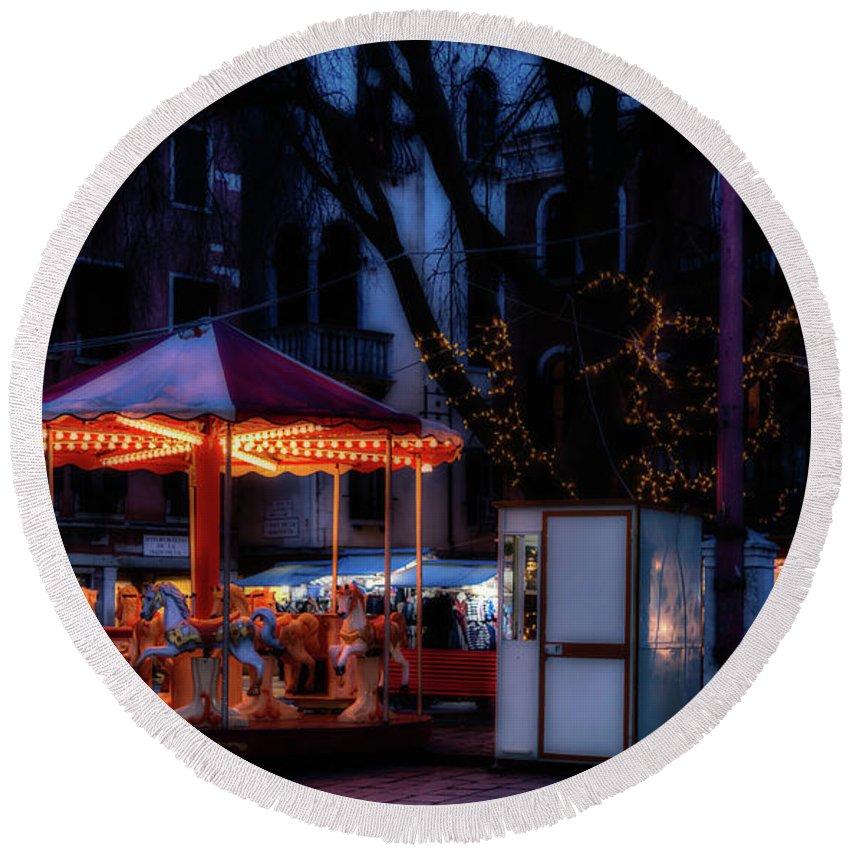 Designs Similar to Venice Carousel At Night