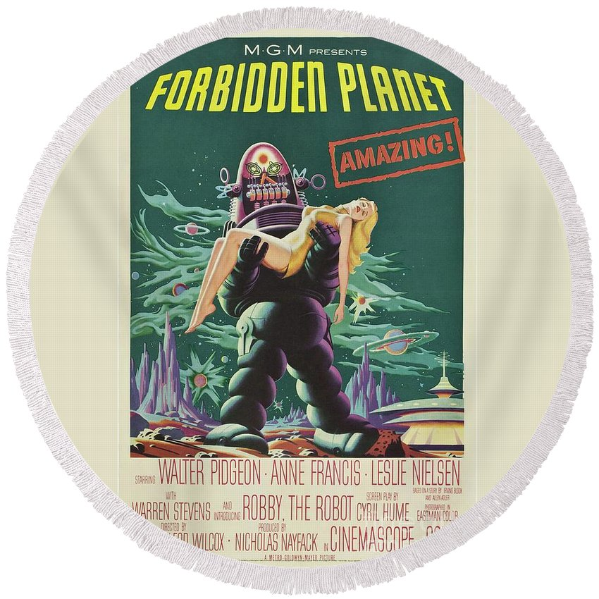 Forbidden Planet Beach Products