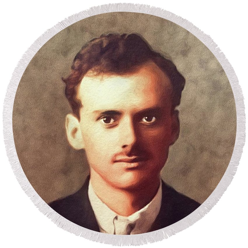 Designs Similar to Paul Dirac, Famous Scientist