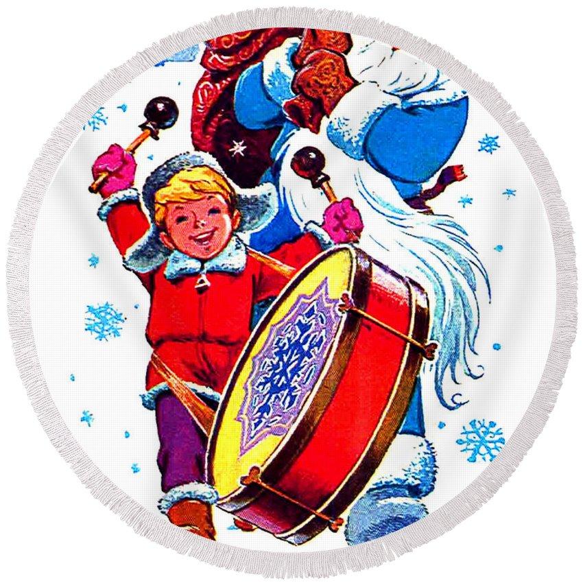Designs Similar to Vintage Soviet Holiday Postcard