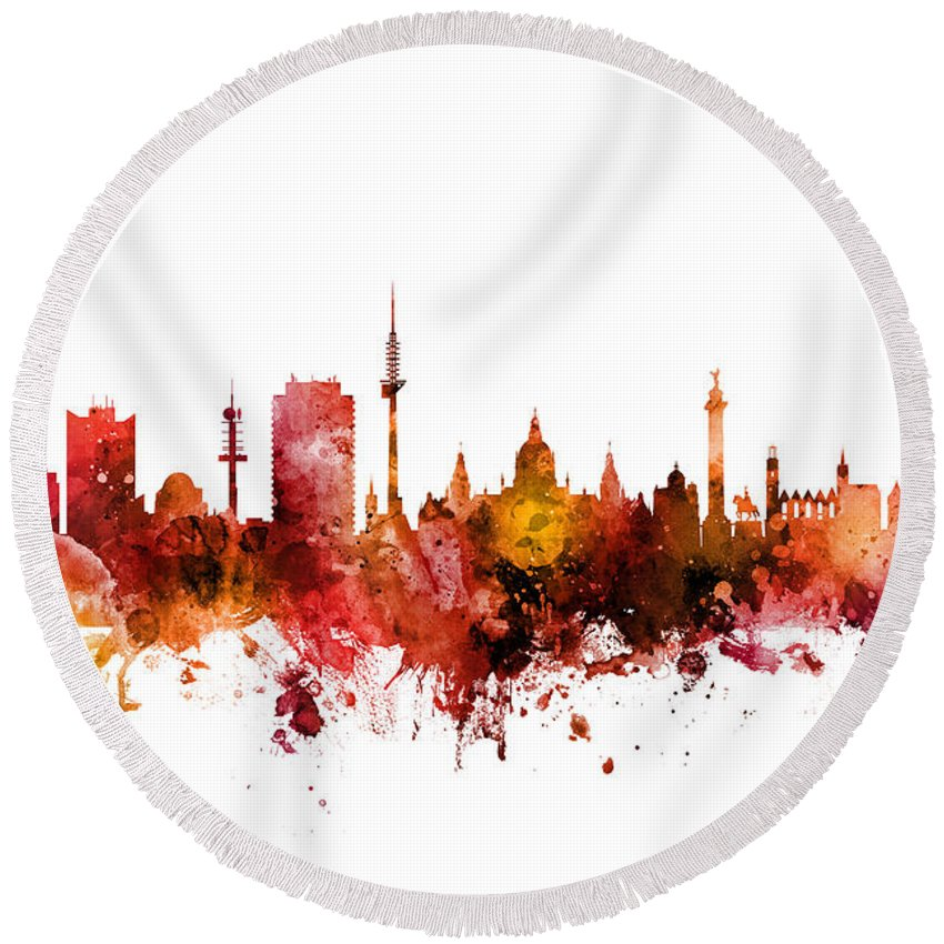 Designs Similar to Hannover Germany Skyline