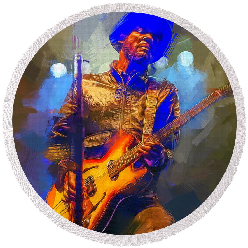 Designs Similar to Gary Clark Jr by Mal Bray