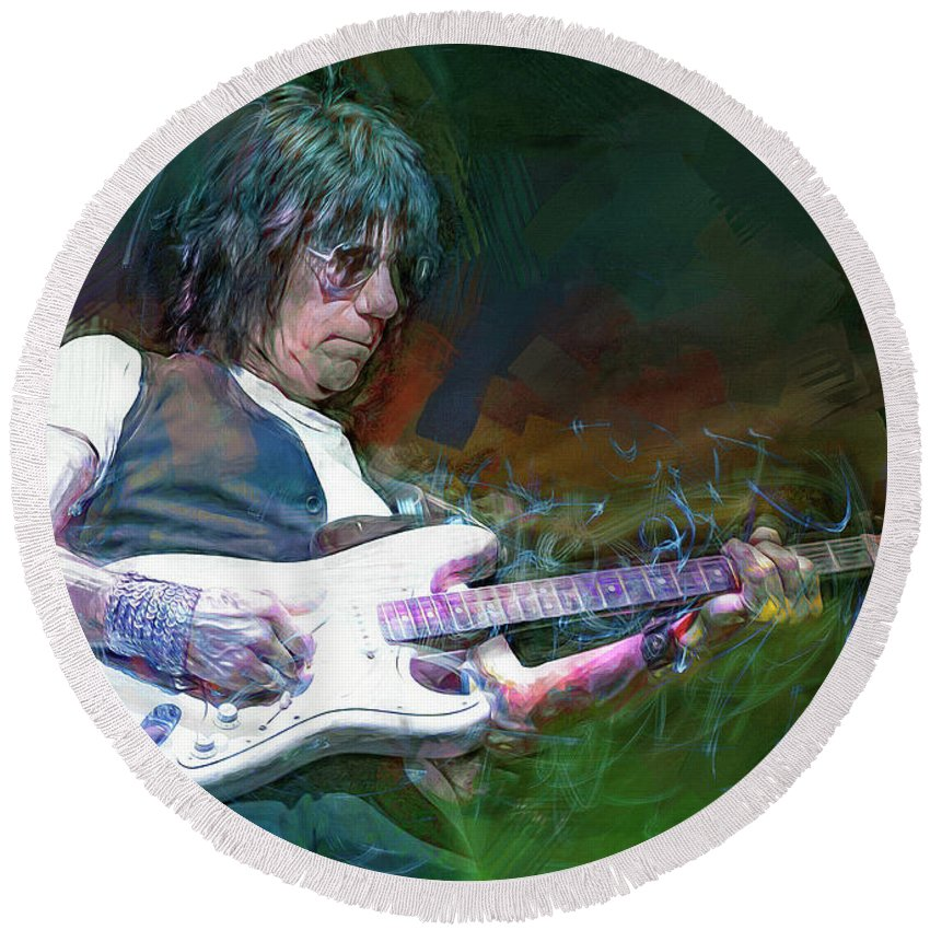 Designs Similar to Jeff Beck, Guitarist