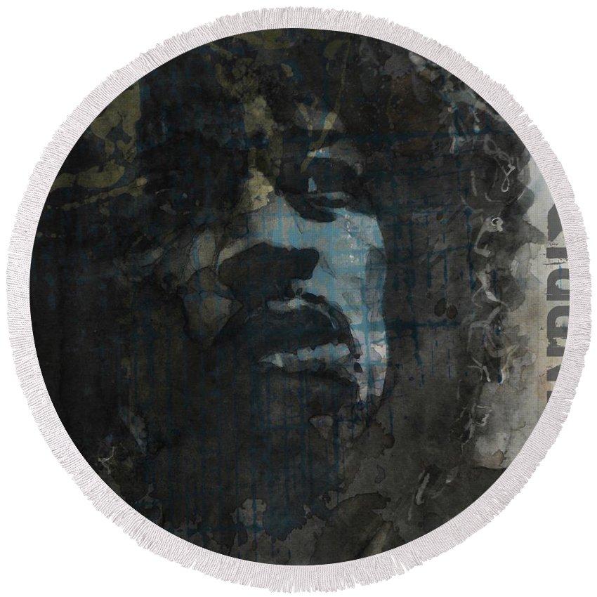 Designs Similar to Jimi Hendrix - Retro Series