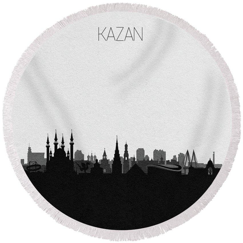 Designs Similar to Kazan Cityscape Art