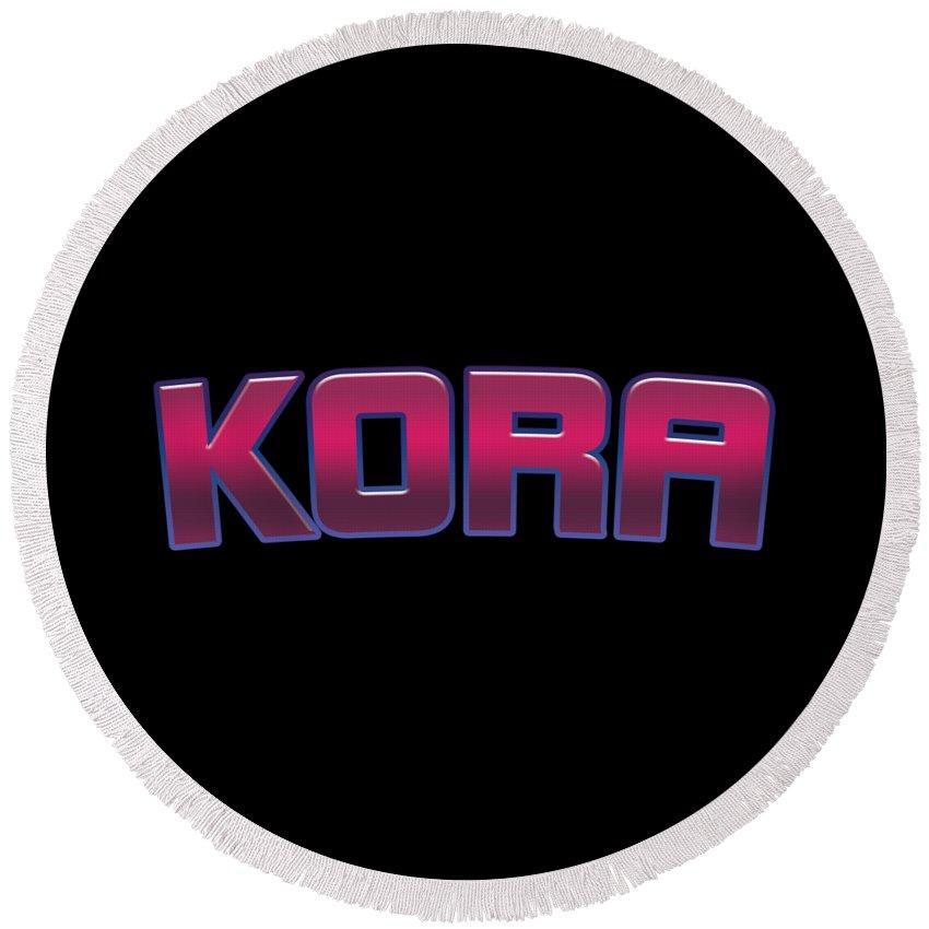 Kora Beach Products