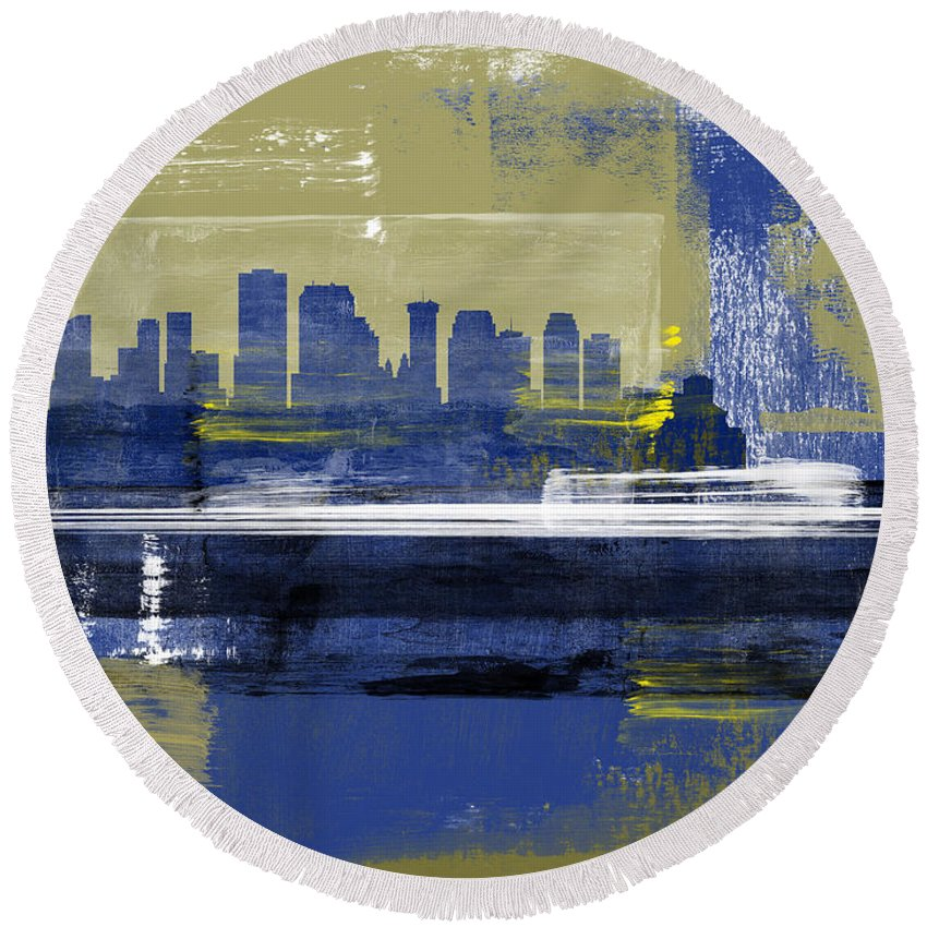 Designs Similar to New Orleans Abstract Skyline II