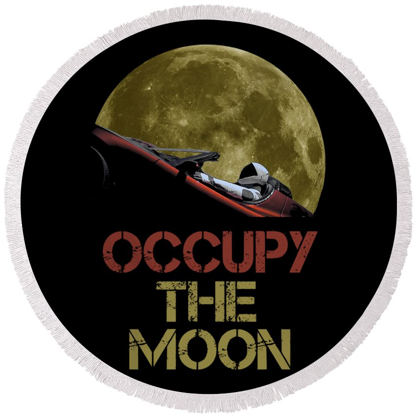 Designs Similar to Occupy The Moon