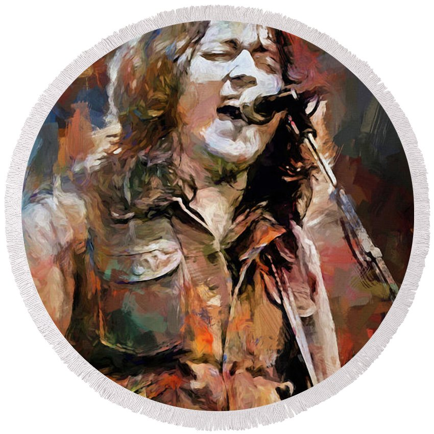 Designs Similar to Rory Gallagher by Mal Bray