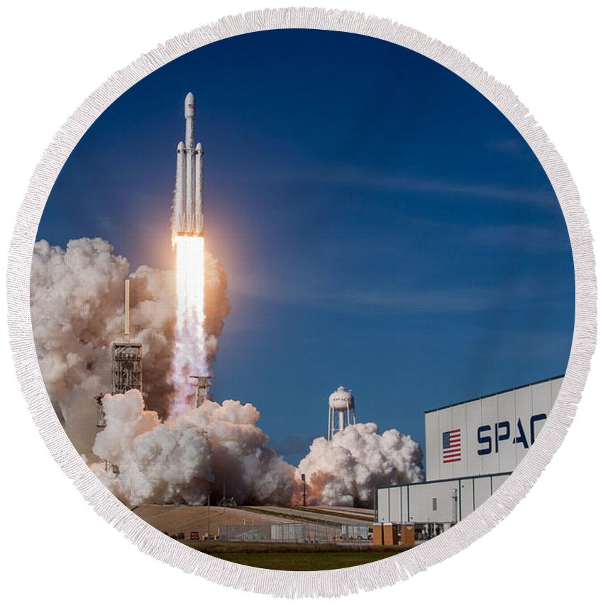 Designs Similar to Spacex Falcon Heavy Lift Off