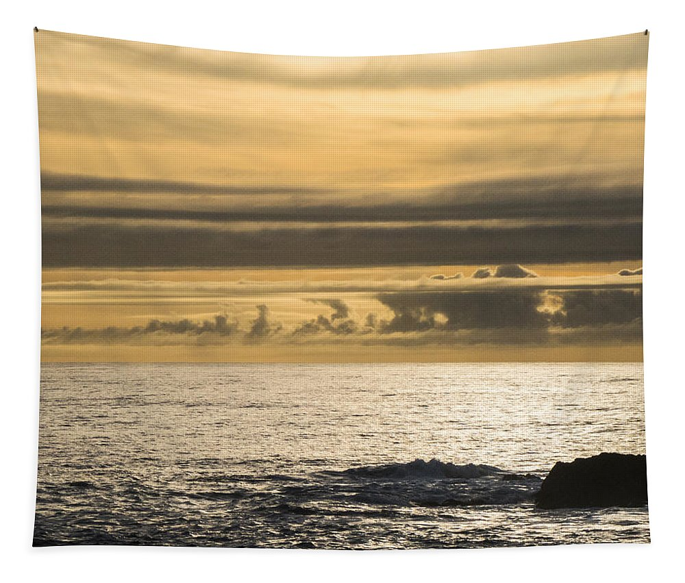 California Tapestry featuring the photograph Skyline by Sean O'Cairde