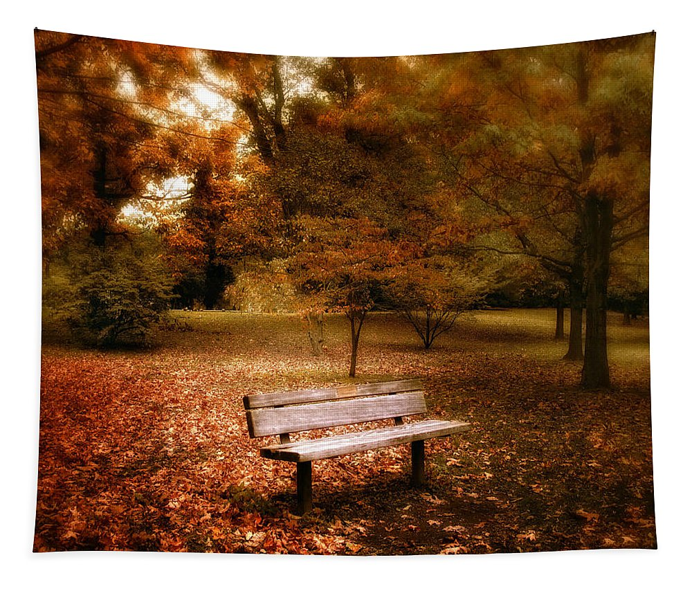 Autumn Tapestry featuring the photograph Solitaire by Jessica Jenney