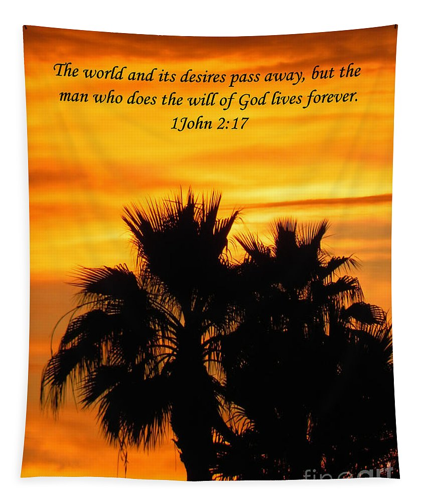 Deb Halloran Tapestry featuring the photograph Heavenly Sunset by Deb Halloran