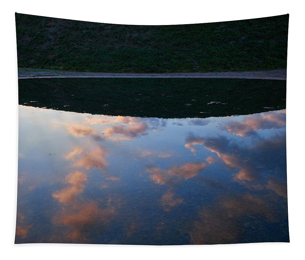 Lehto Tapestry featuring the photograph Up And Under by Jouko Lehto