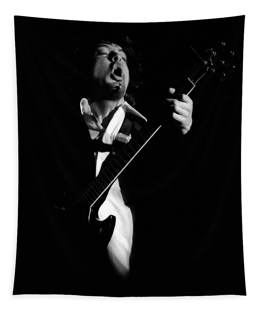Ac Dc Tapestry featuring the photograph Ac Dc #21 by Ben Upham
