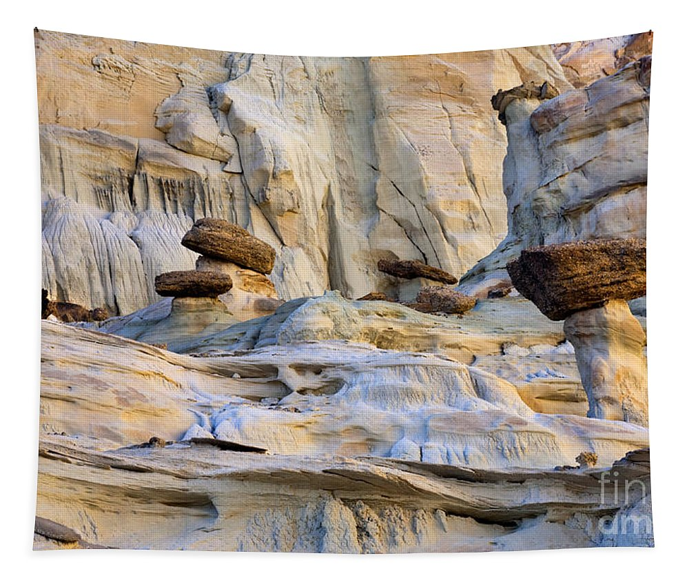 Desert Tapestry featuring the photograph Alien World by Mike Dawson