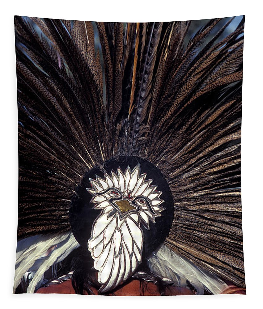 Aztec Tapestry featuring the photograph Aztec by Paul W Faust - Impressions of Light