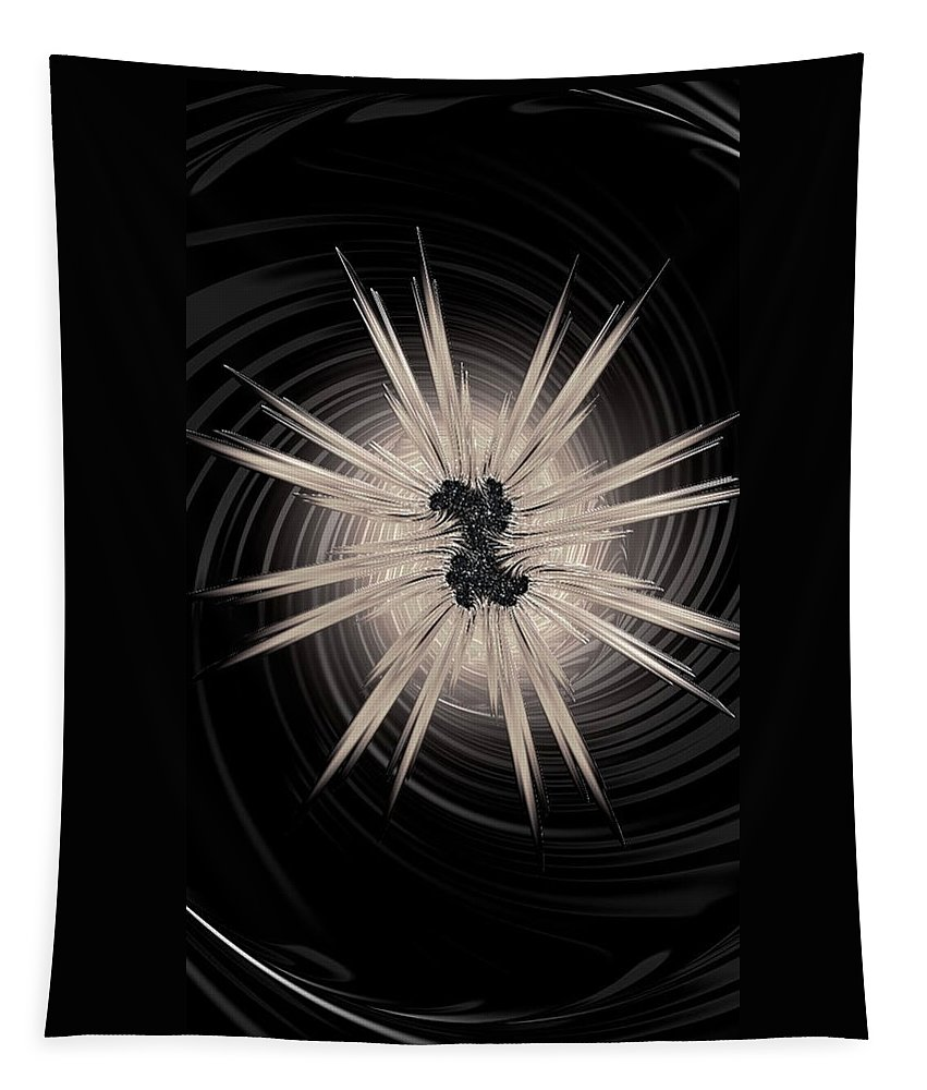 fractal Art phone Art phone Design women's Fashion girl's Fashion Fashion Abstract abstract Art abstract Photography digital Art Tapestry featuring the photograph Birth Of A Star by Bill Owen