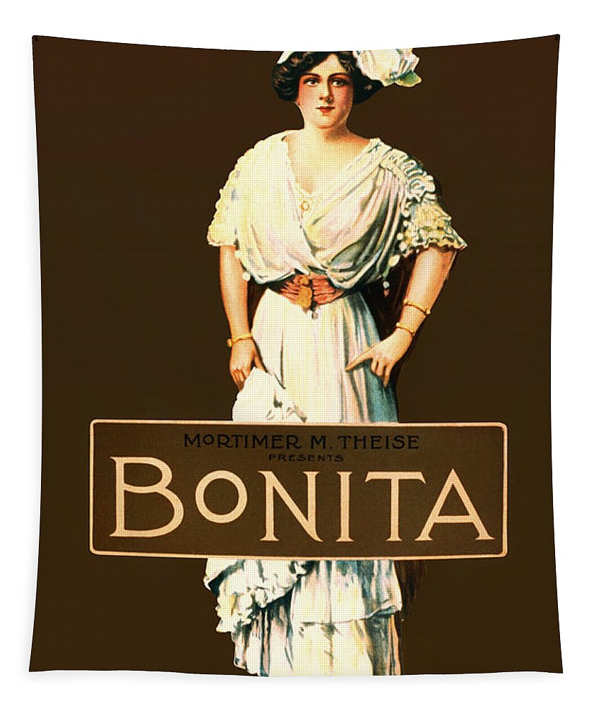Poster Tapestry featuring the photograph Bonita by Mountain Dreams