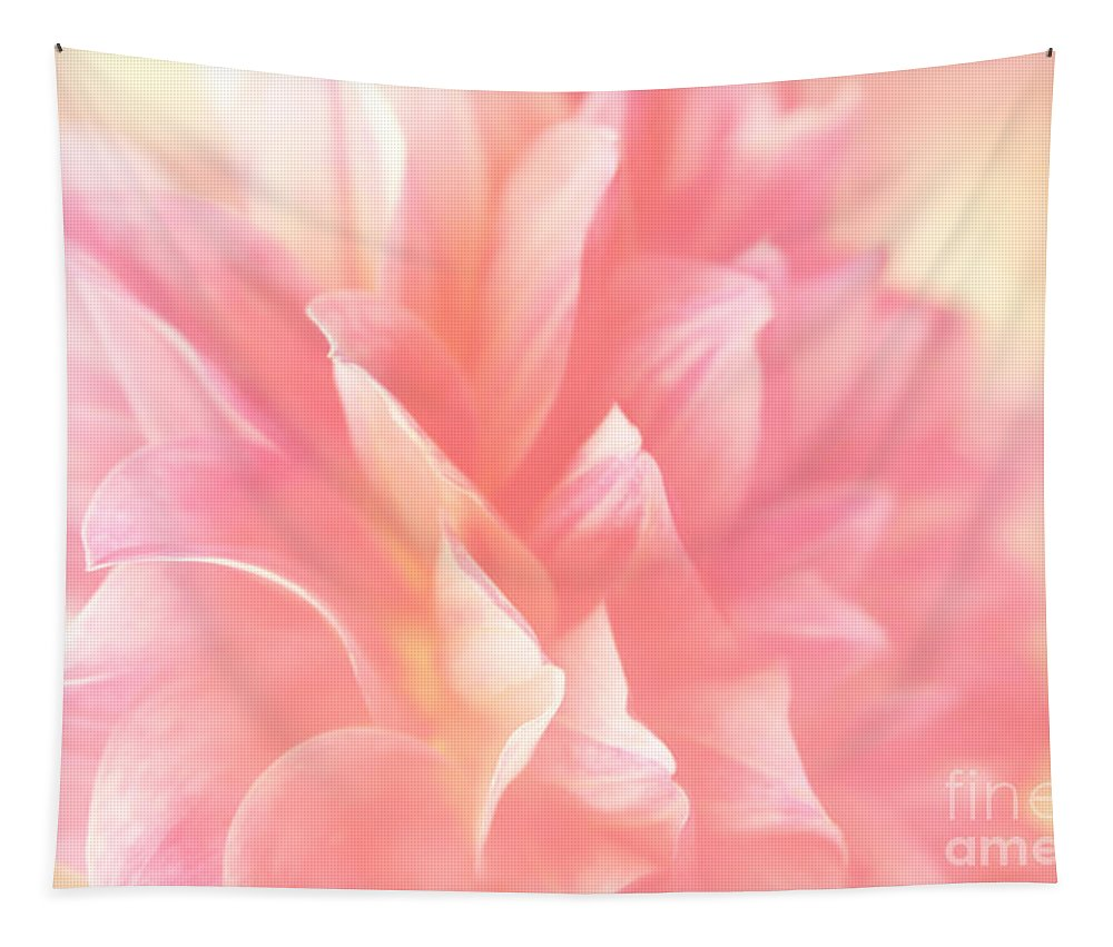 Tapestry featuring the photograph Candy Colours by Sharon Mau