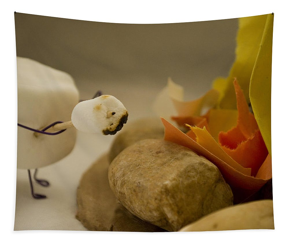 Cannibalism Tapestry featuring the photograph Cannibalism Is Sweet by Heather Applegate