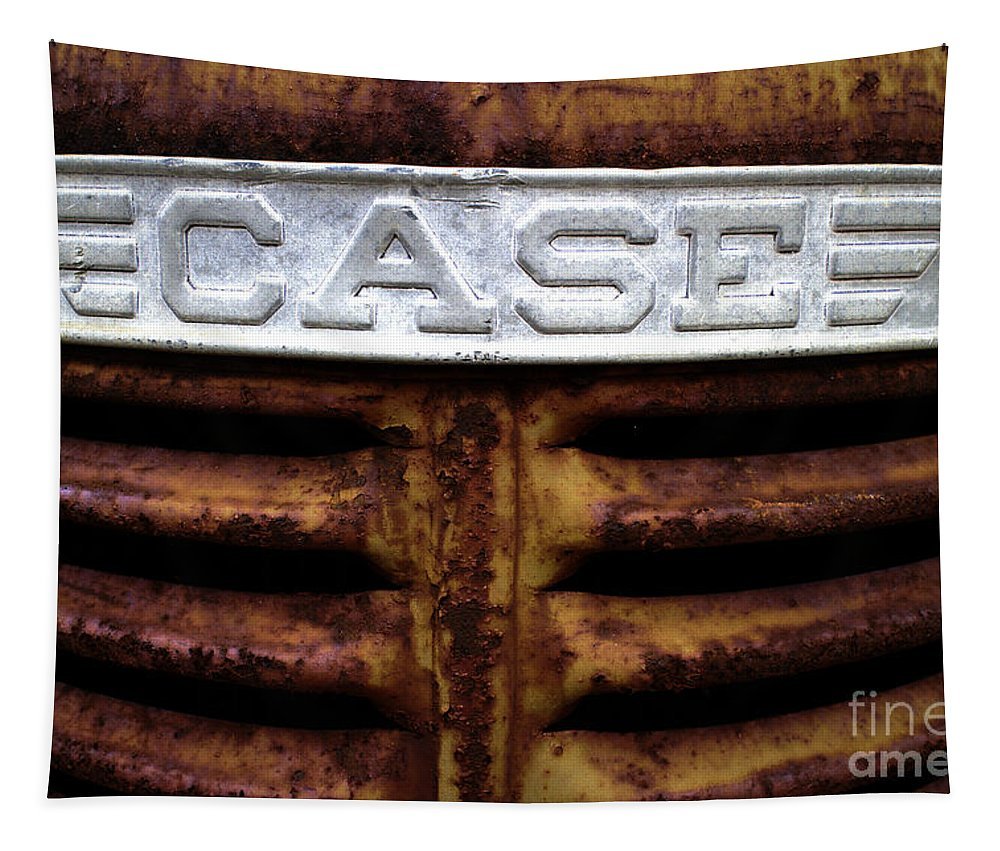 Case Tapestry featuring the photograph Case by Gary Richards