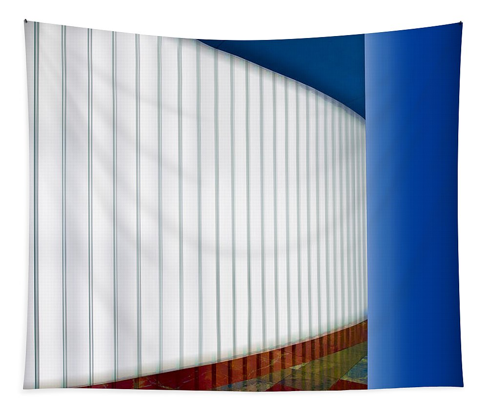 Photography Tapestry featuring the photograph Curve Appeal by Paul Wear